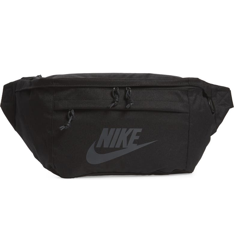 NIKE Tech Hip Pack, Main, color, BLACK/ BLACK/ ANTHRACITE