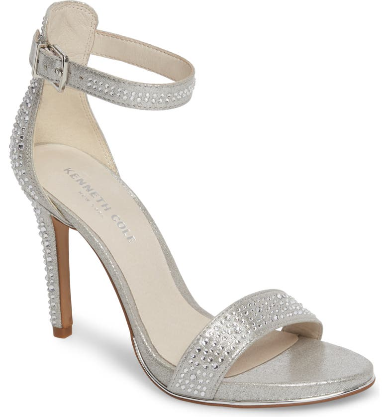 KENNETH COLE NEW YORK 'Brooke' Ankle Strap Sandal, Main, color, 041
