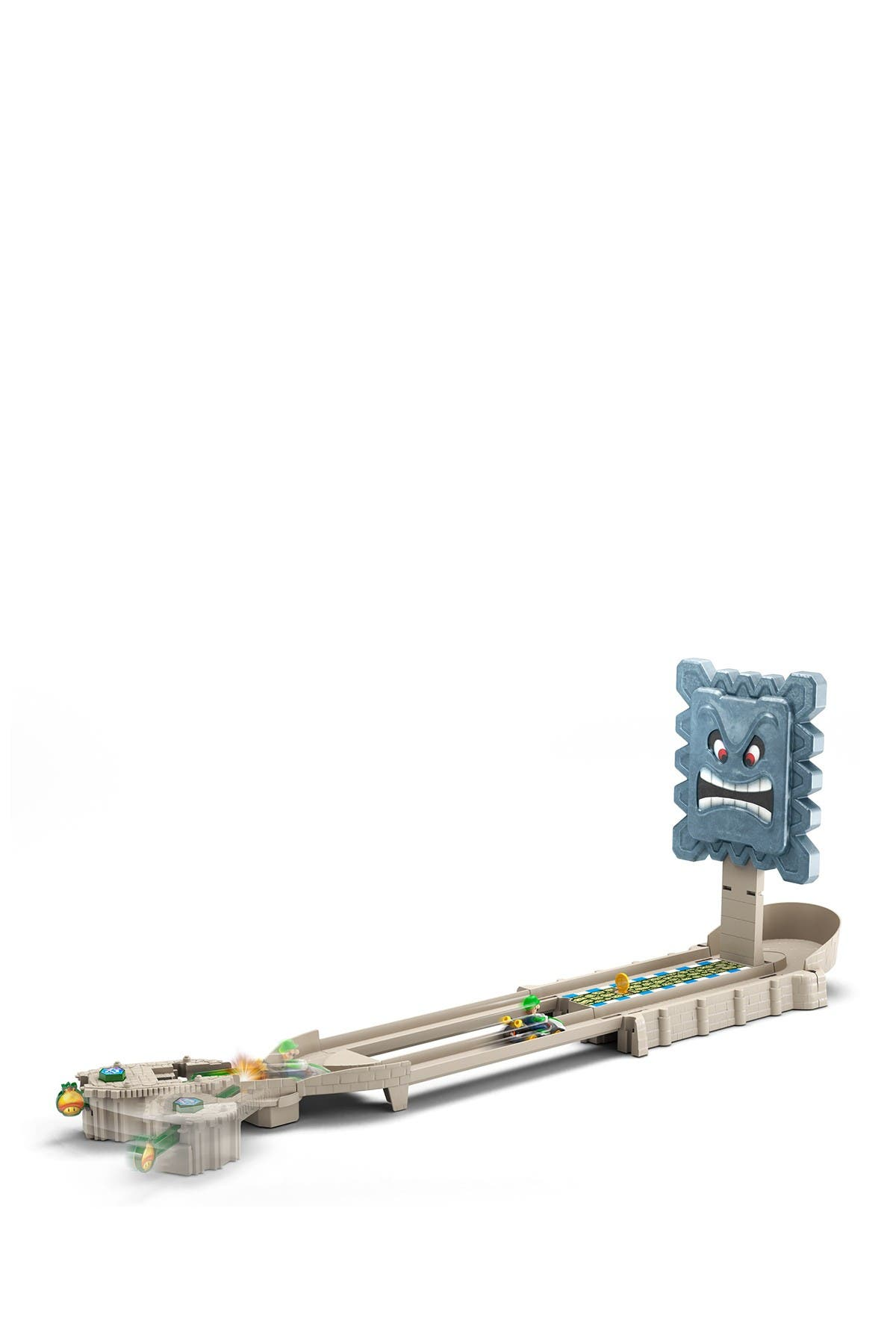 Image of Mattel Hot Wheels(R) Mario Kart(TM) Thwomp Ruins Track Set