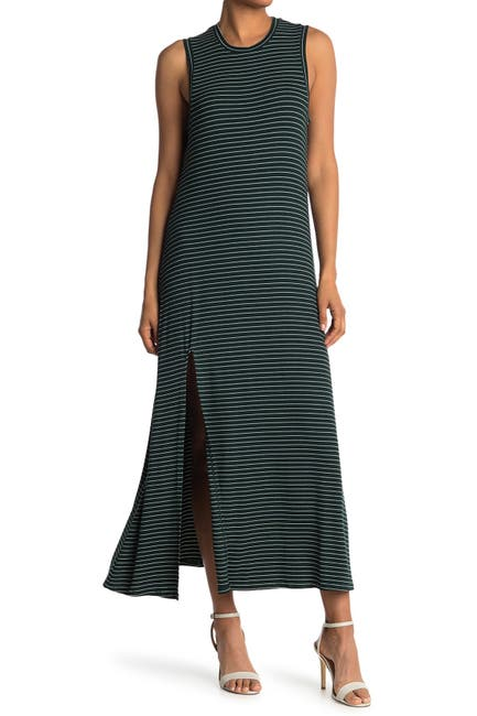 Image of NSR Yazmin Sleeveless Maxi Dress
