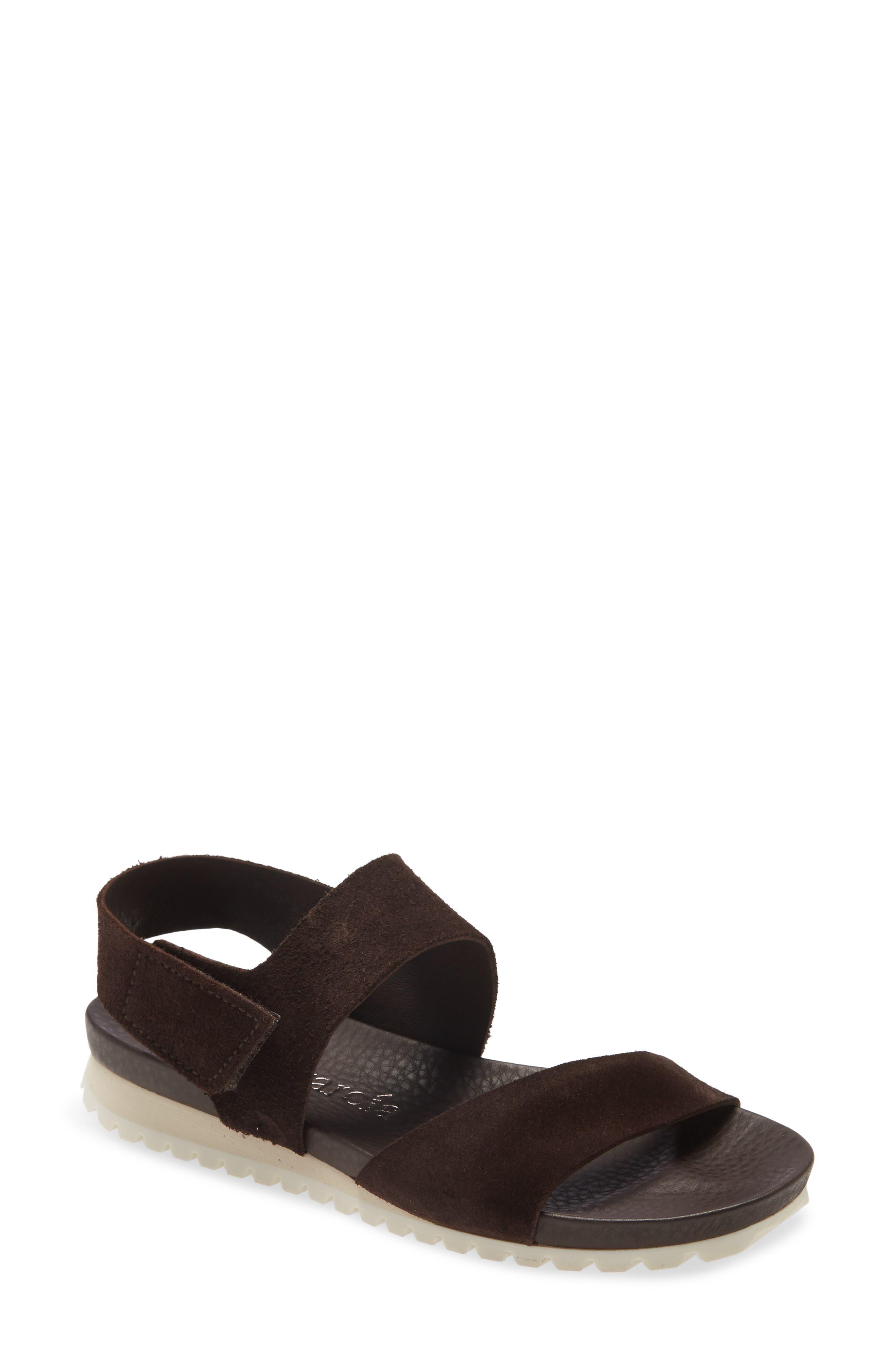 Image of PEDRO GARCIA Jeong Slingback Wedge Sandal