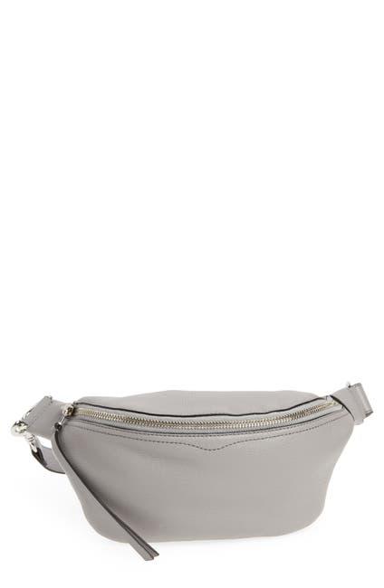 Image of Rebecca Minkoff Bree Leather Belt Bag