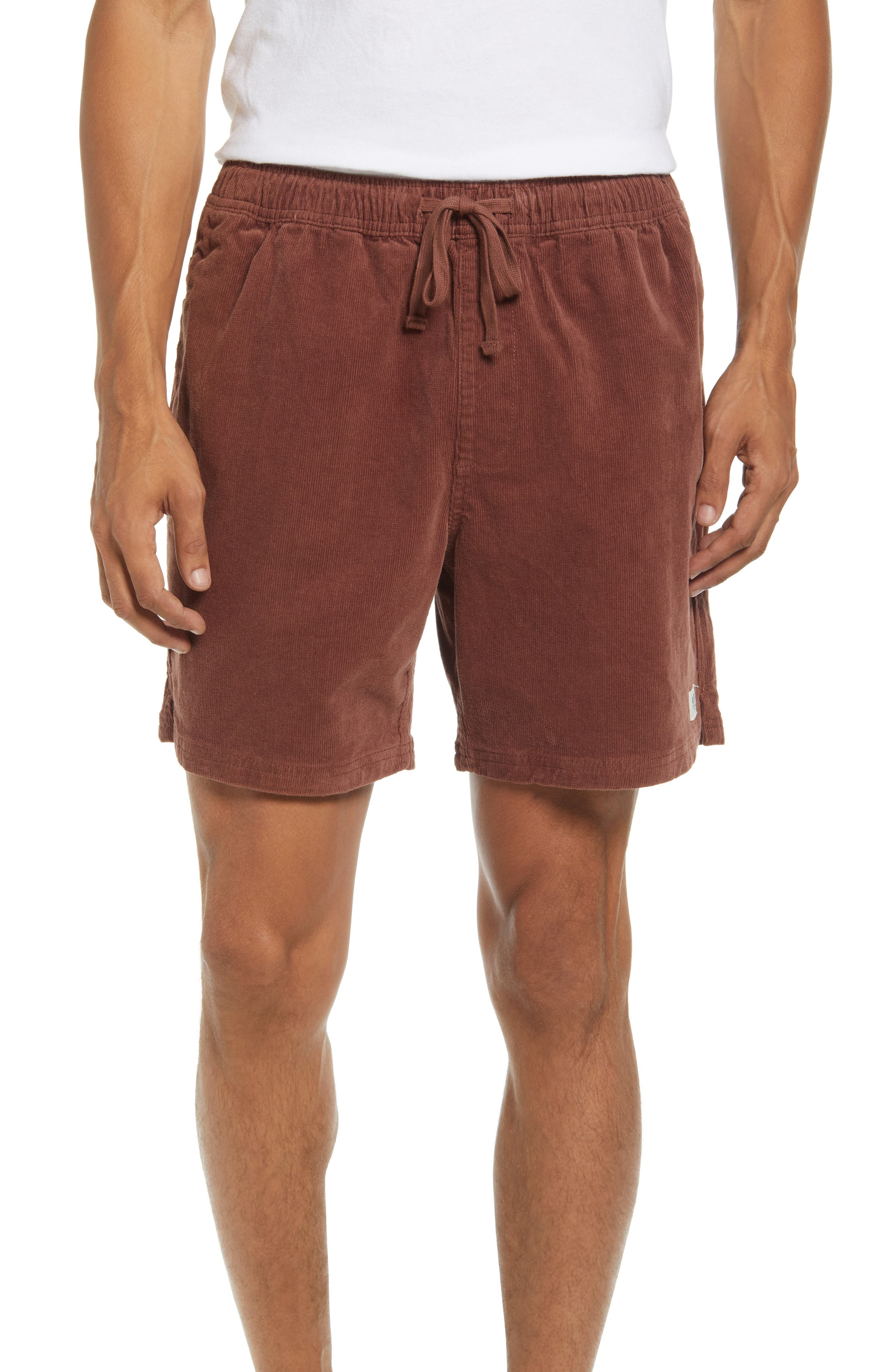 Local Corduroy Walking Shorts