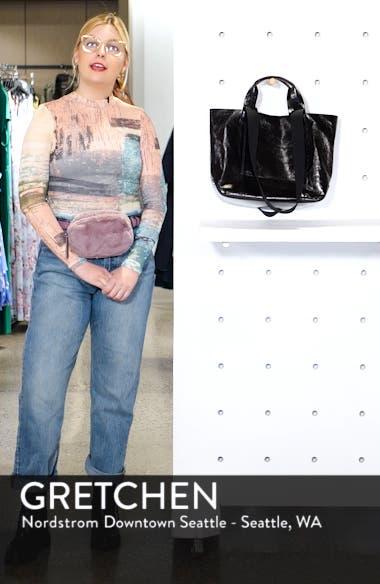 Austen Leather Tote, sales video thumbnail