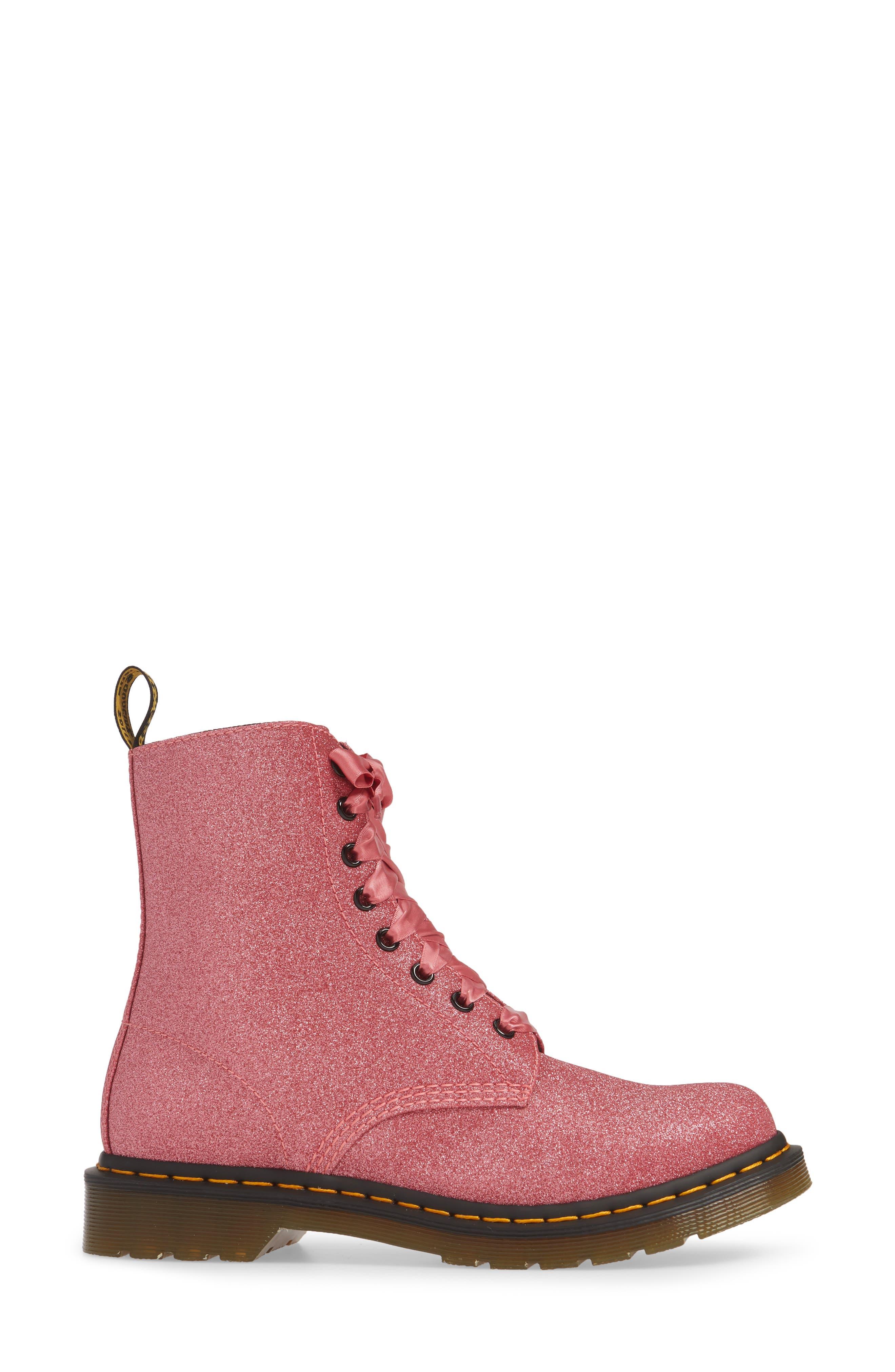 ,                             1460 Pascal Glitter Boot,                             Alternate thumbnail 9, color,                             650