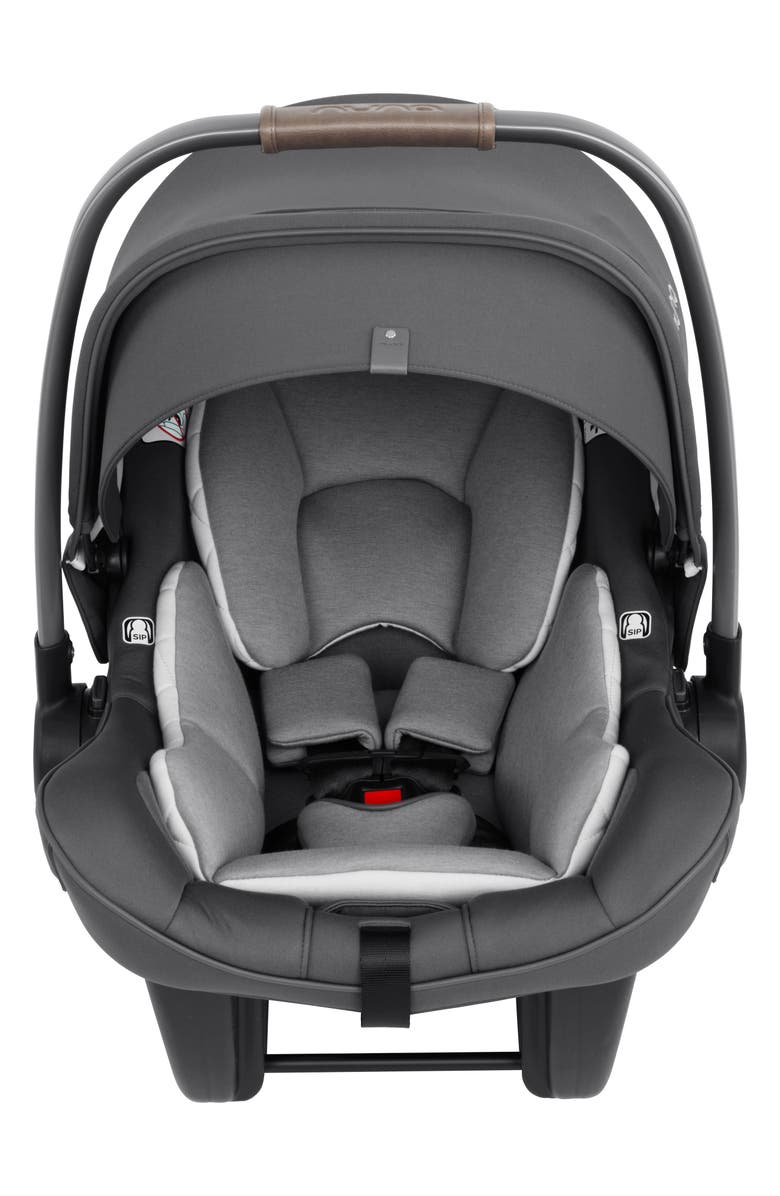 NUNA PIPA<sup>™</sup> Lite LX Infant Car Seat & Base, Main, color, THREADED - NORDSTROM EXCLUSIVE