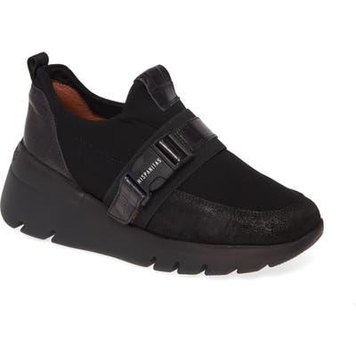 Hispanitas Ransom Sneaker - Black