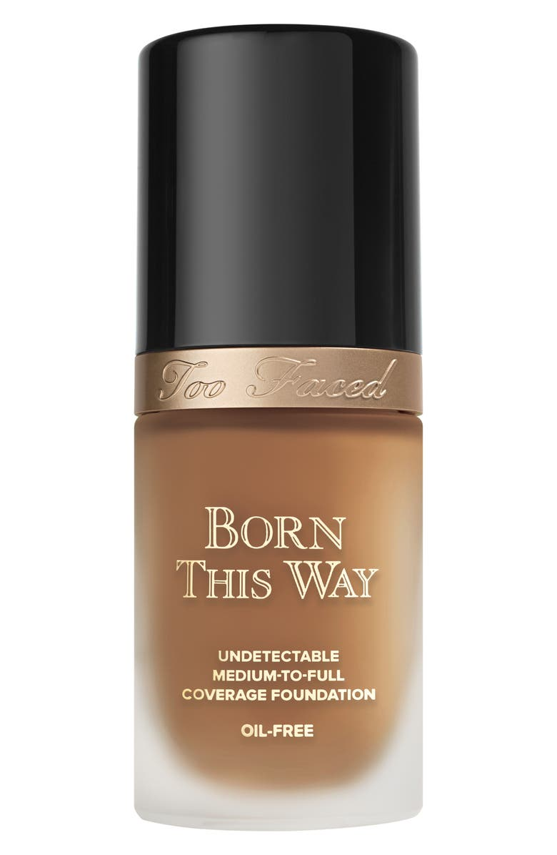 TOO FACED Born This Way Foundation, Main, color, MOCHA