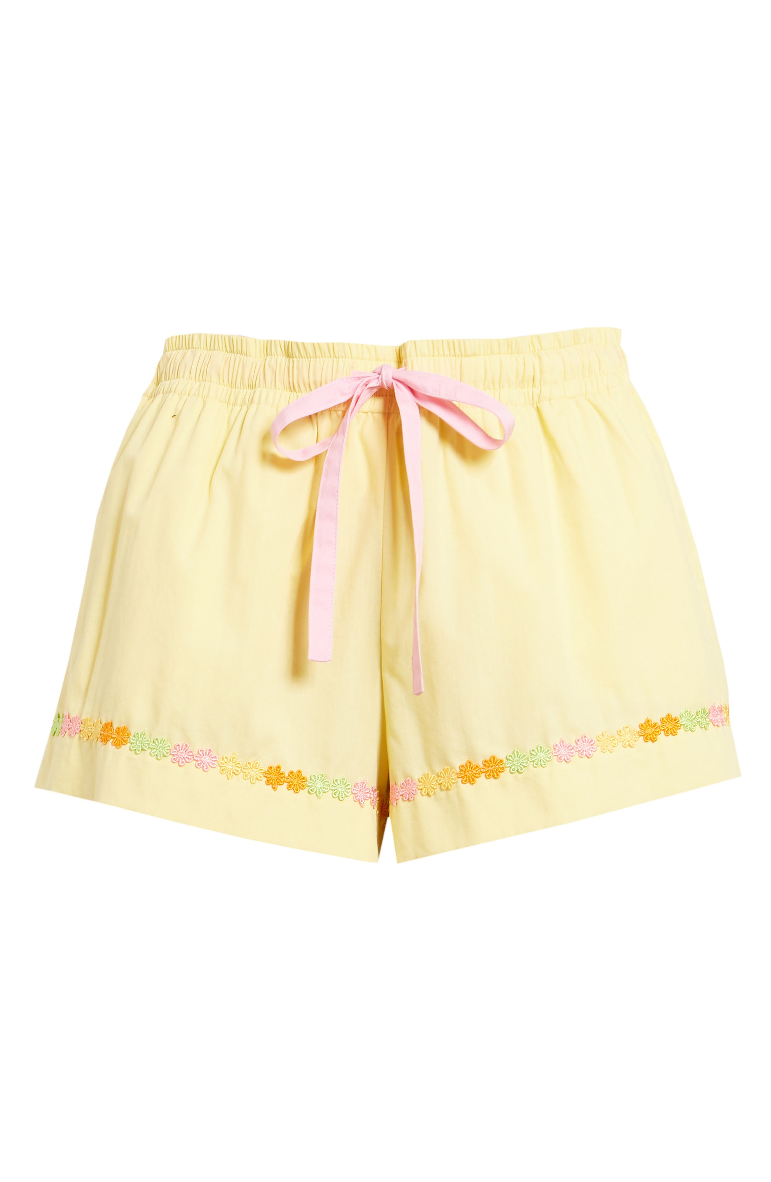 Women's Ban. do Daisy Chain Sleep Shorts