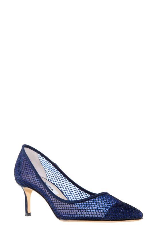 Nina Mid heels NILEY POINTED TOE PUMP