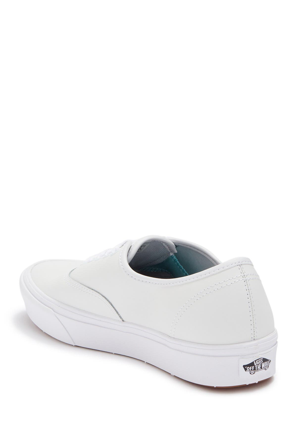 Image of VANS Comfy Cush Leather Sneaker
