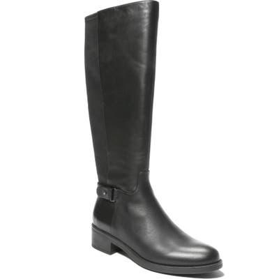 Vaneli Rance Knee High Riding Boot, Black
