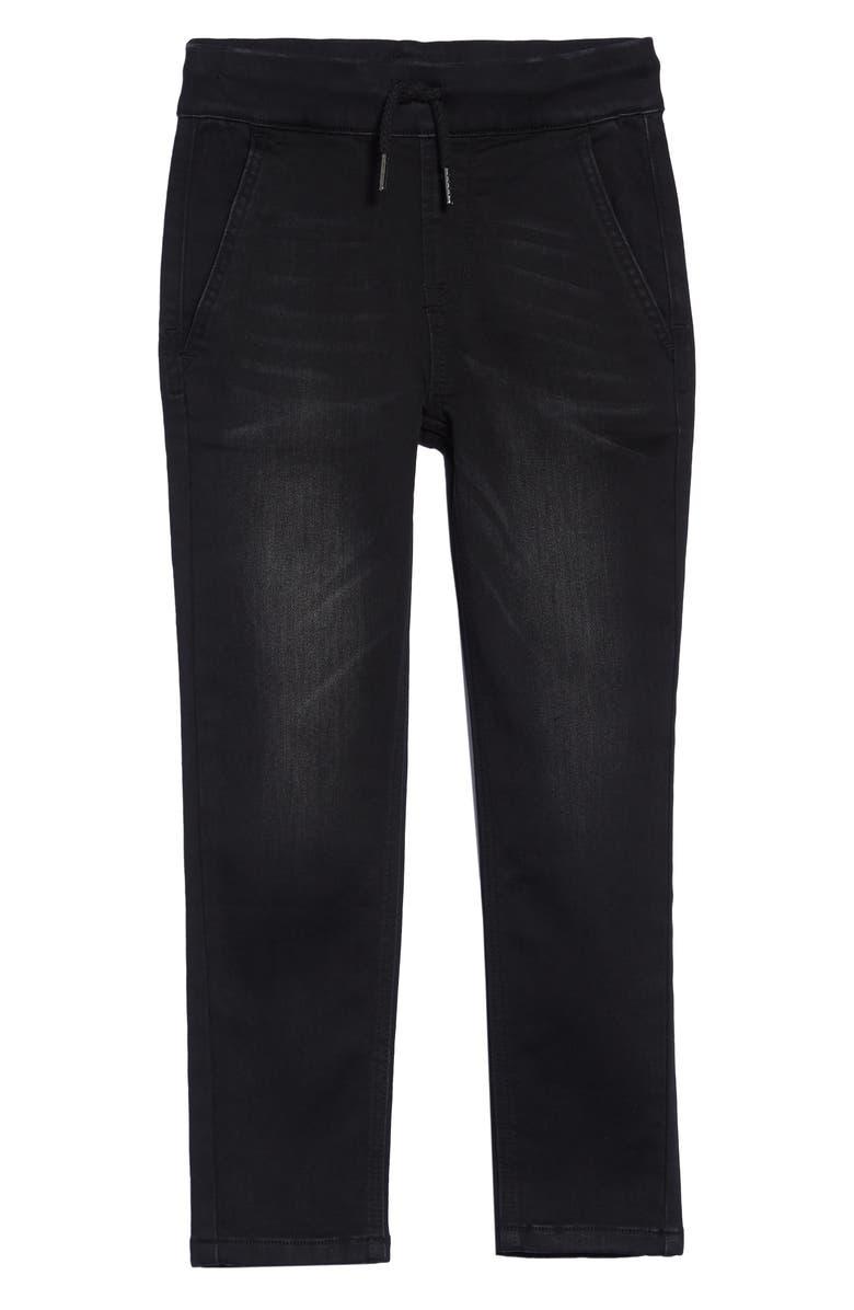 HUDSON JEANS Denim Jogger Pants, Main, color, 019