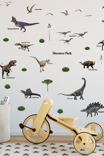 Image of WalPlus Dinoasaur Park Wall Stickers