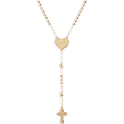 Bracha Padre Nuestro Rosary Necklace