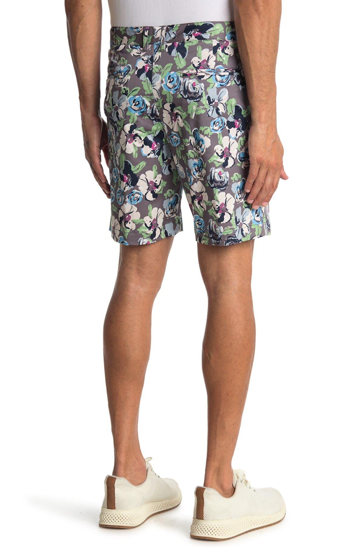 Image of IMPATIENT WOLVES Impatient Floral Walk Shorts