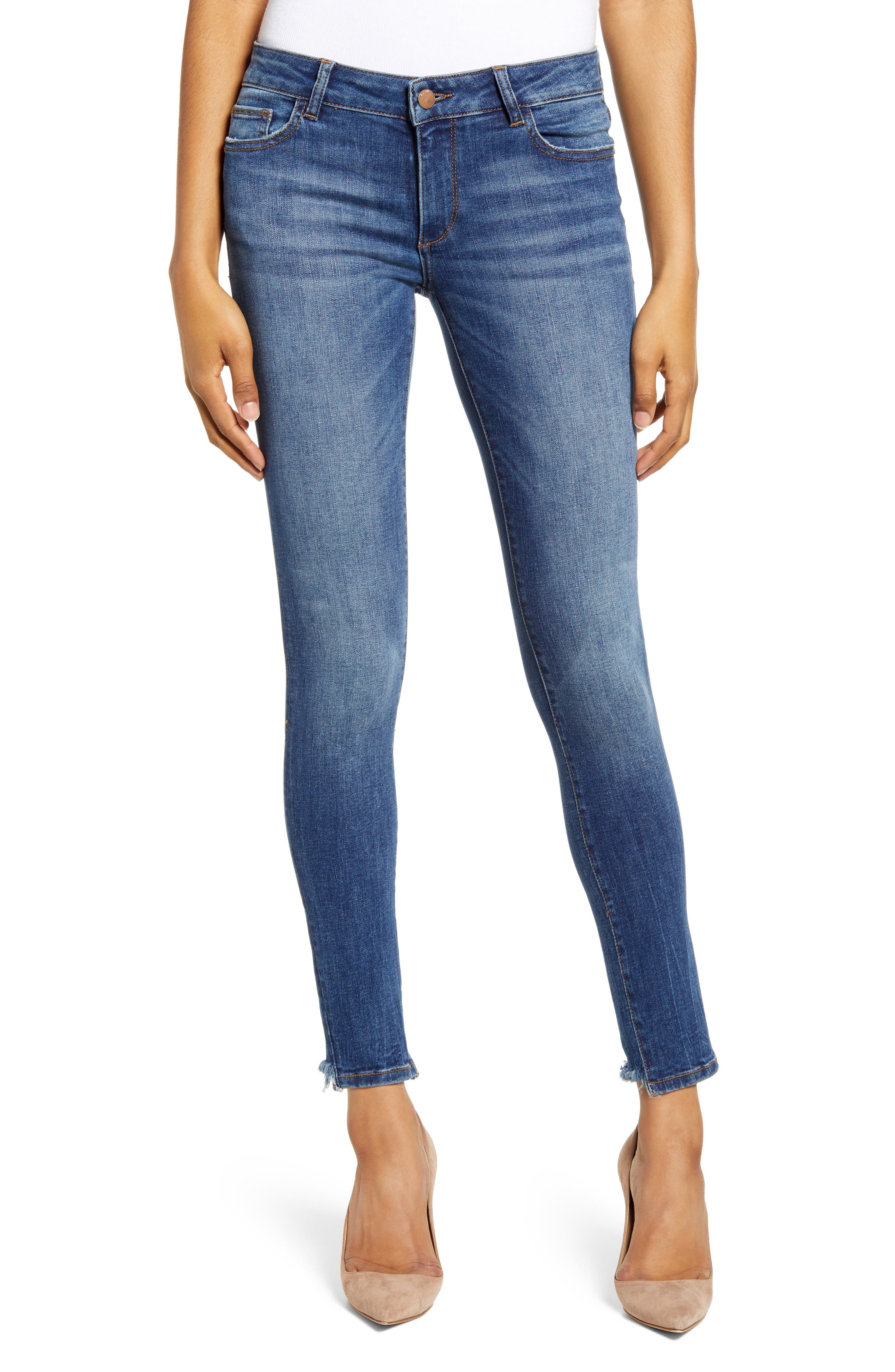 Emma Skinny Jeans, Main, color, MARCOS
