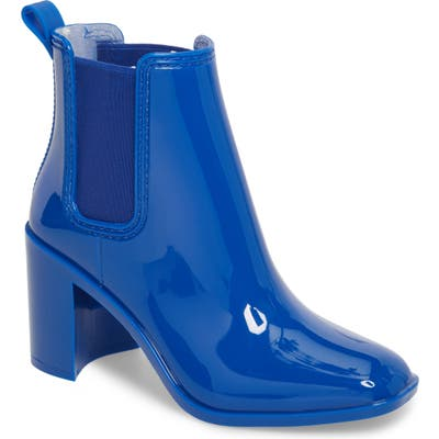 Jeffrey Campbell Hurricane Waterproof Boot, Blue
