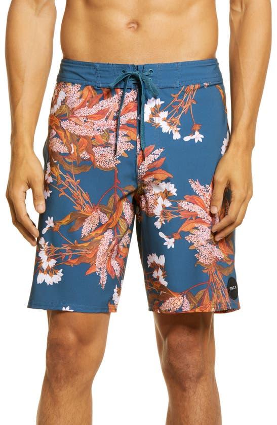Rvca Shorts VA PRINT BOARD SHORTS