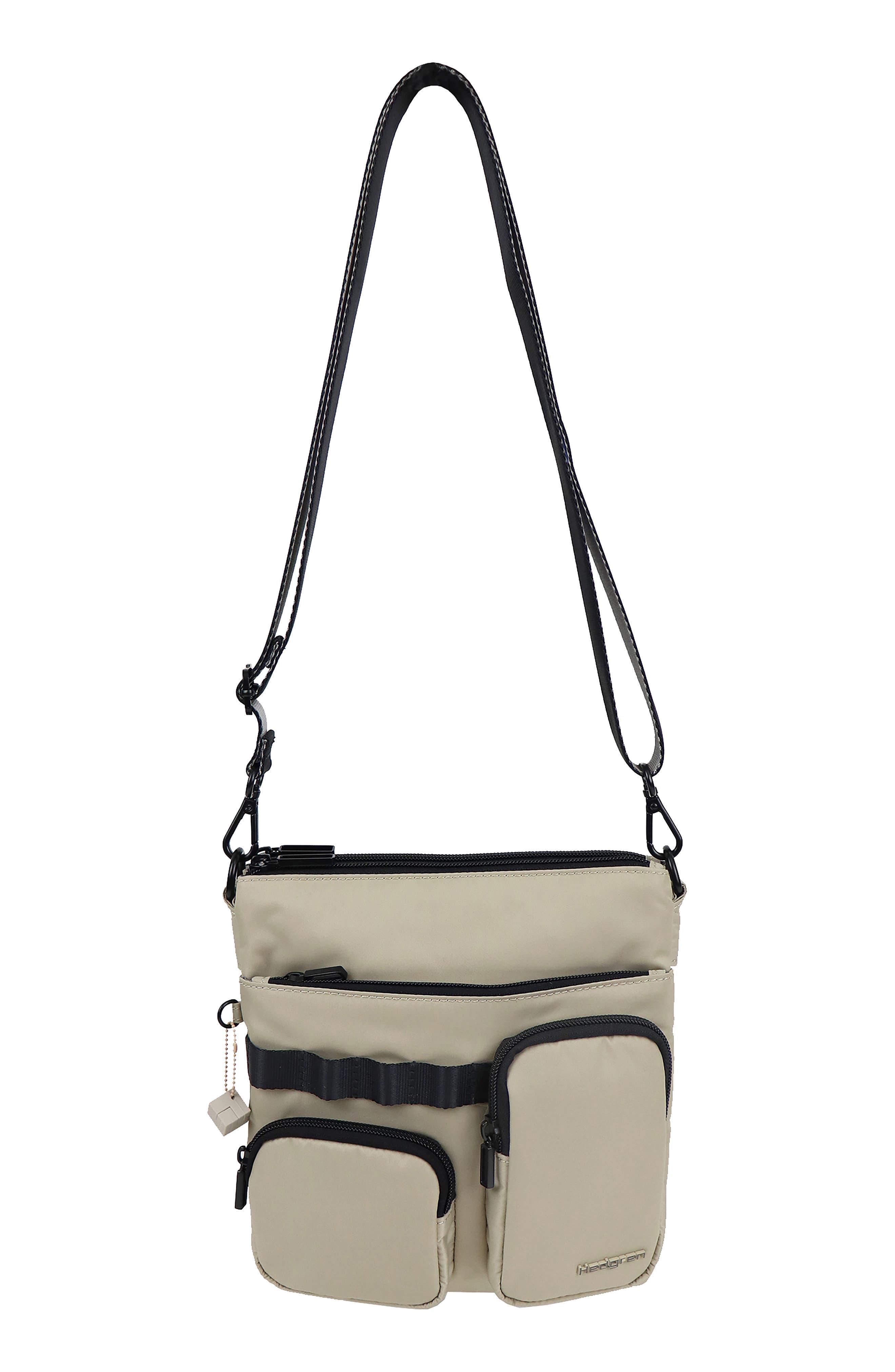 Kai Water Repellent Crossbody Bag