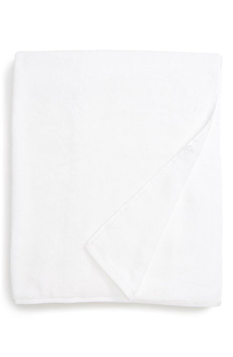 MATOUK Milagro Bath Sheet, Main, color, WHITE