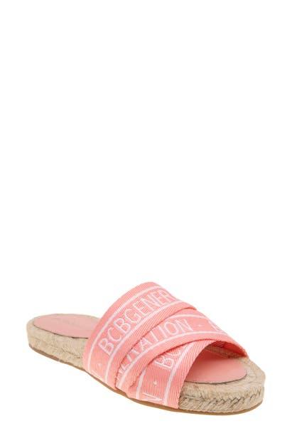 Bcbgeneration Sandals MAYA SLIDE SANDAL