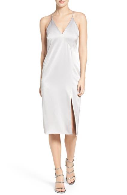 Image of HALSTON Cami Slip Dress