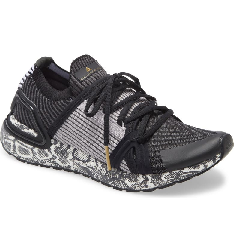 ADIDAS BY STELLA MCCARTNEY UltraBoost 20 S Running Shoe, Main, color, 001