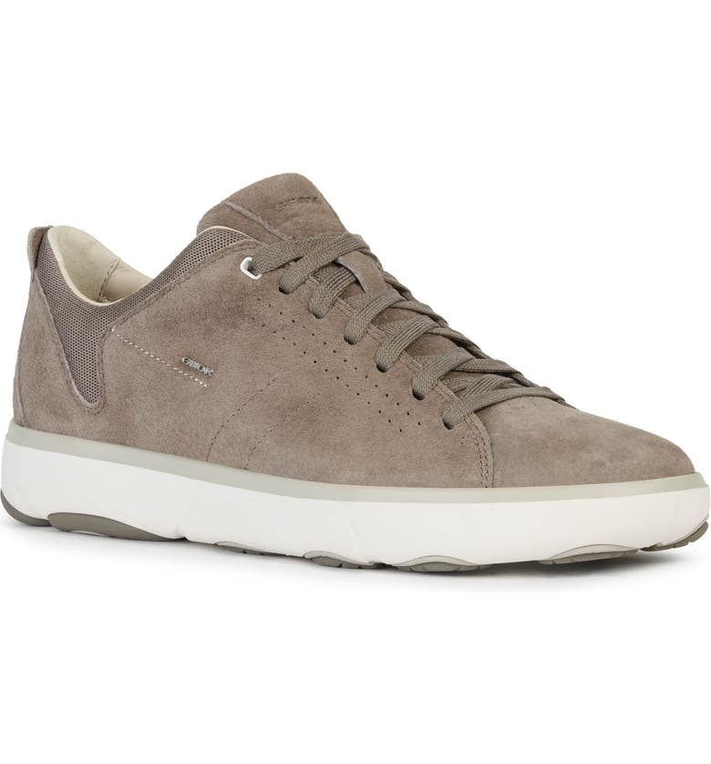 GEOX Nebula Y 1 Sneaker, Main, color, STONE