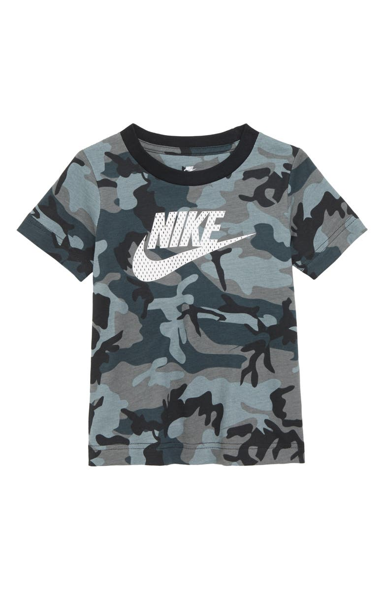 b7555c082 Nike Mesh Futura Camo T-Shirt (Toddler Boys & Little Boys) | Nordstrom