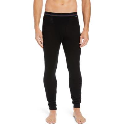Patagonia Capilene Thermal Weight Base Layer Pants, Black