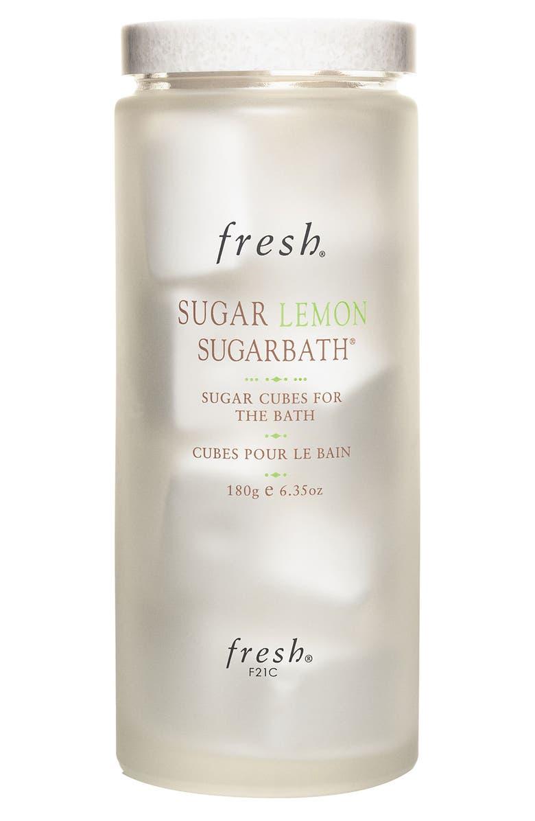 FRESH<SUP>®</SUP> Sugar Lemon Bath Cubes, Main, color, NO COLOR
