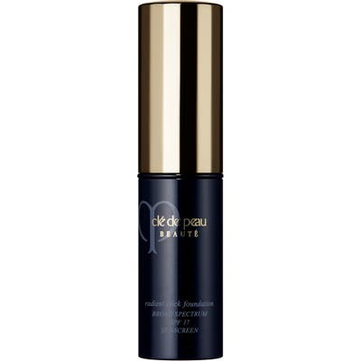 Cle De Peau Beaute Radiant Stick Foundation Spf 17 -