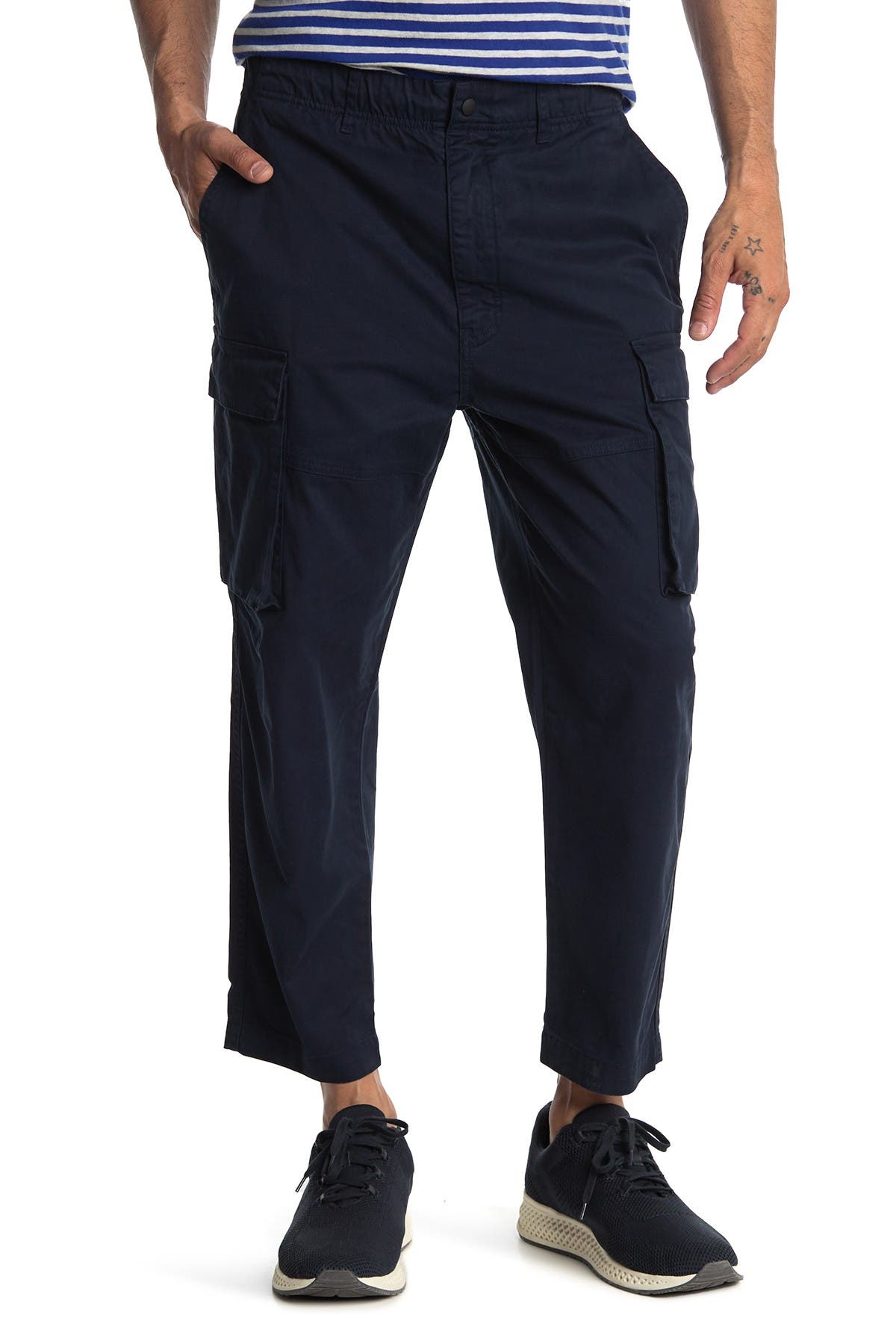 Image of ALEX MILL City Cargo Pants