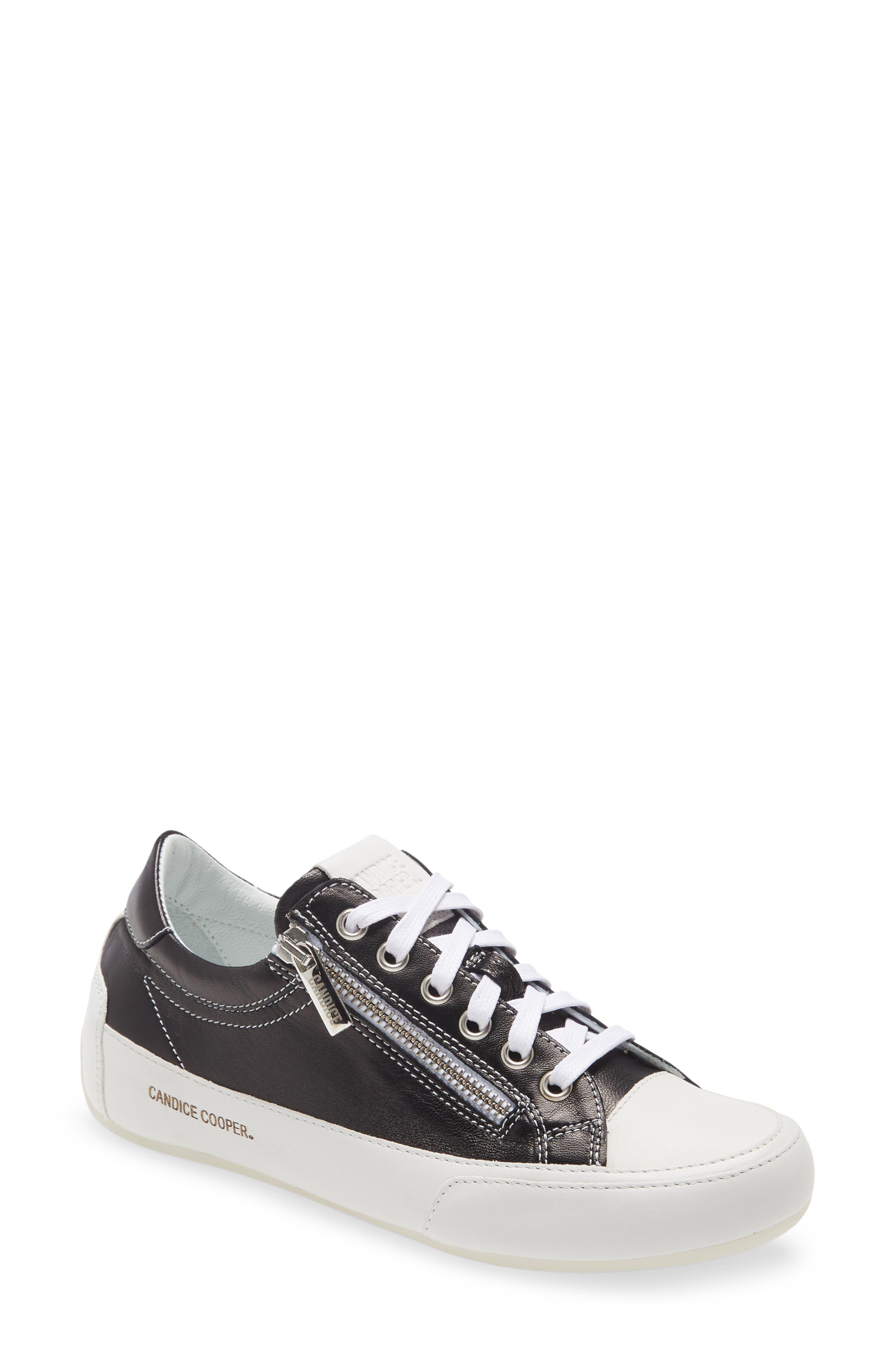 Rock Deluxe Zip Sneaker