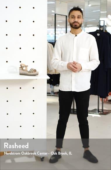 Ila Platform Wedge Sandal, sales video thumbnail