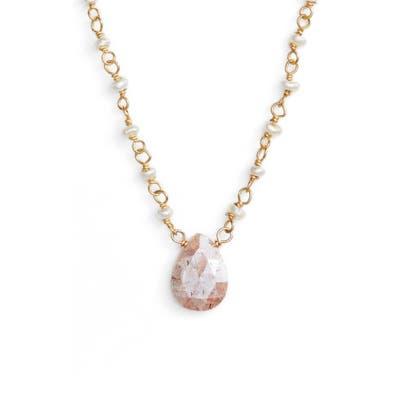 Ela Rae Beaded Collar Necklace