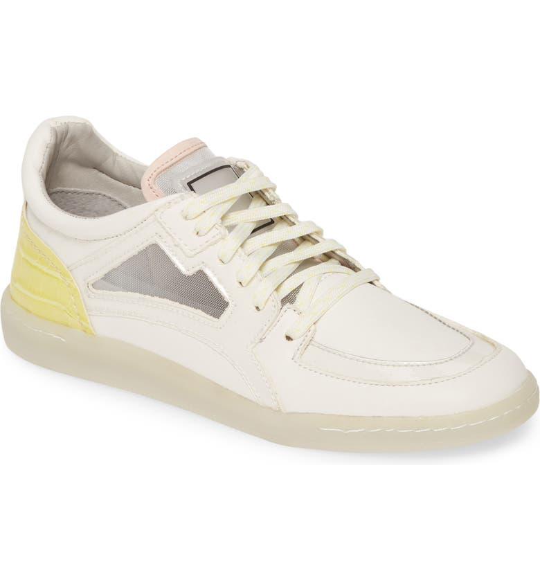 DOLCE VITA Nea Sneaker, Main, color, WHITE LEATHER