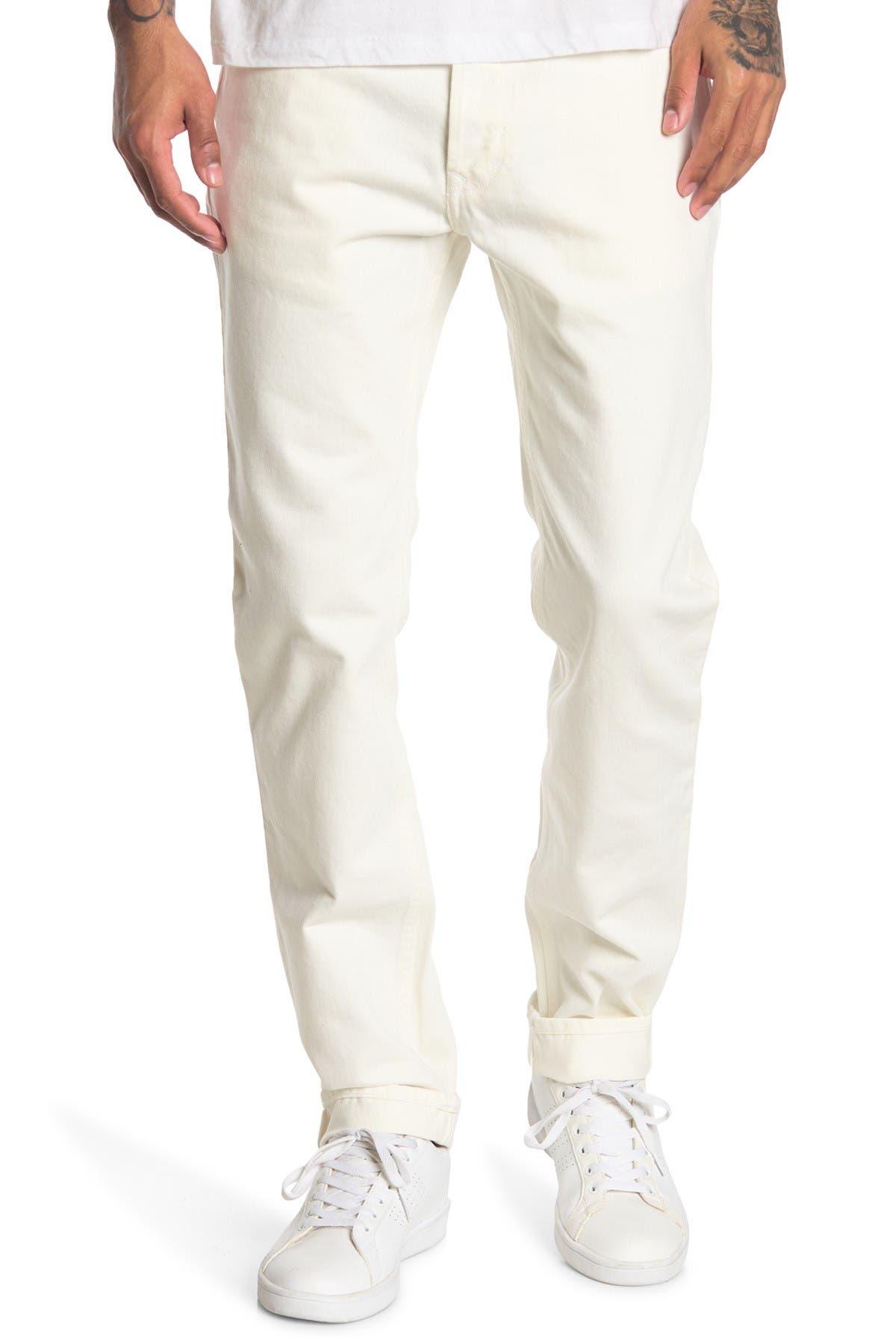 Image of ALEX MILL Mill Straight Leg Jeans