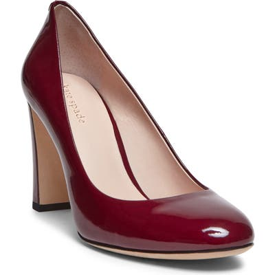 Kate Spade New York Pallas Pump, Red