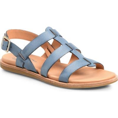 Kork-Ease Yoga Sandal, Blue