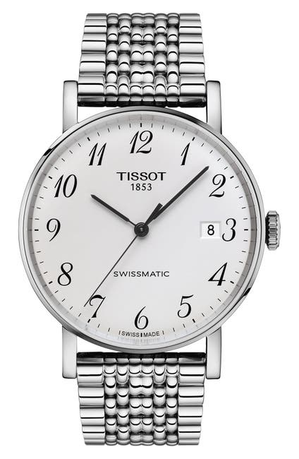 Image of Tissot Men's Every Time Bracelet Watch, 40mm