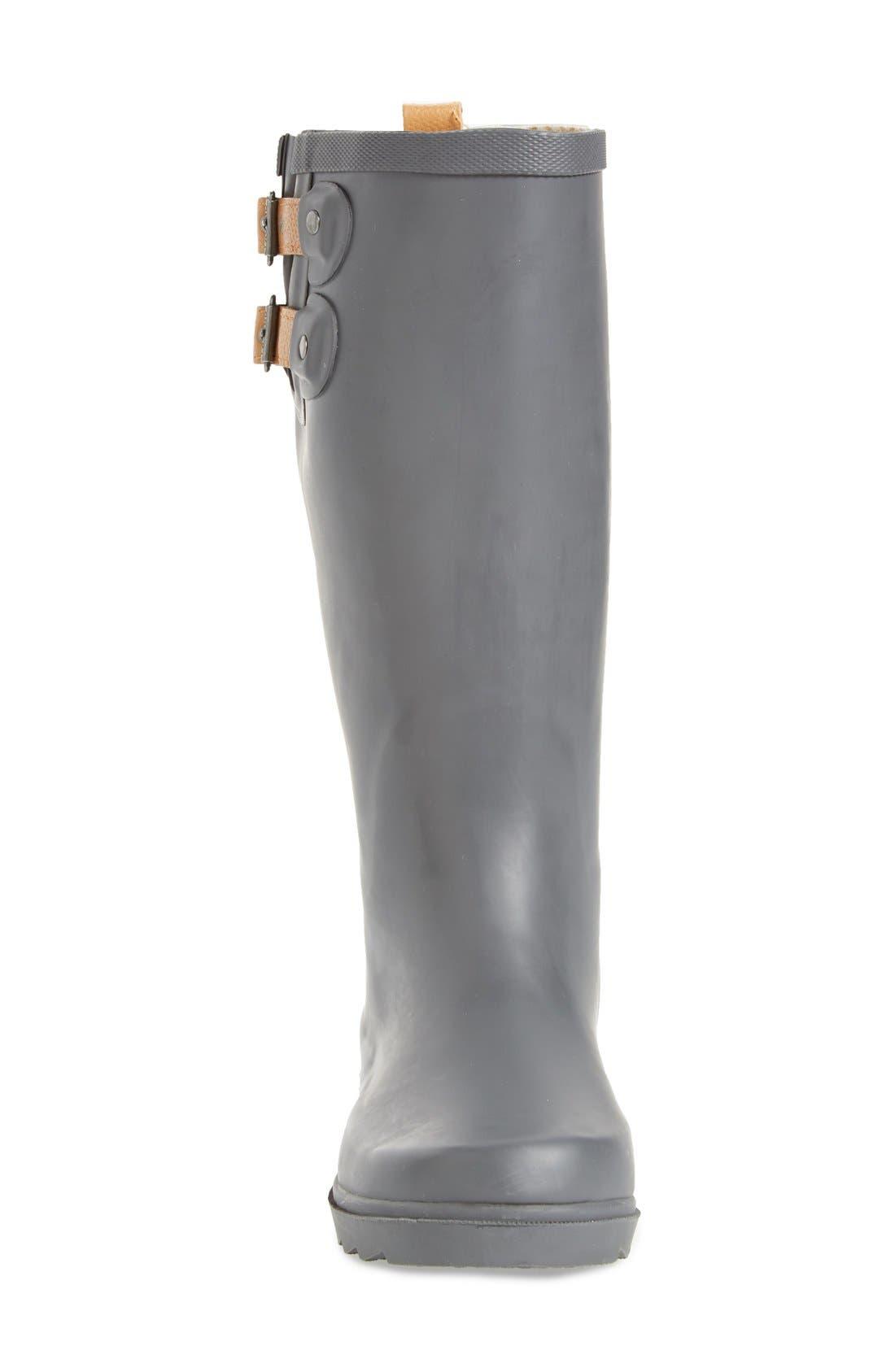 ,                             'Top Solid' Rain Boot,                             Alternate thumbnail 15, color,                             020