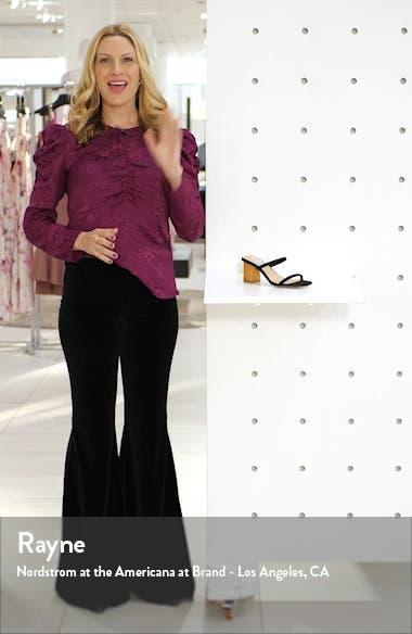 Honey Slide Sandal, sales video thumbnail