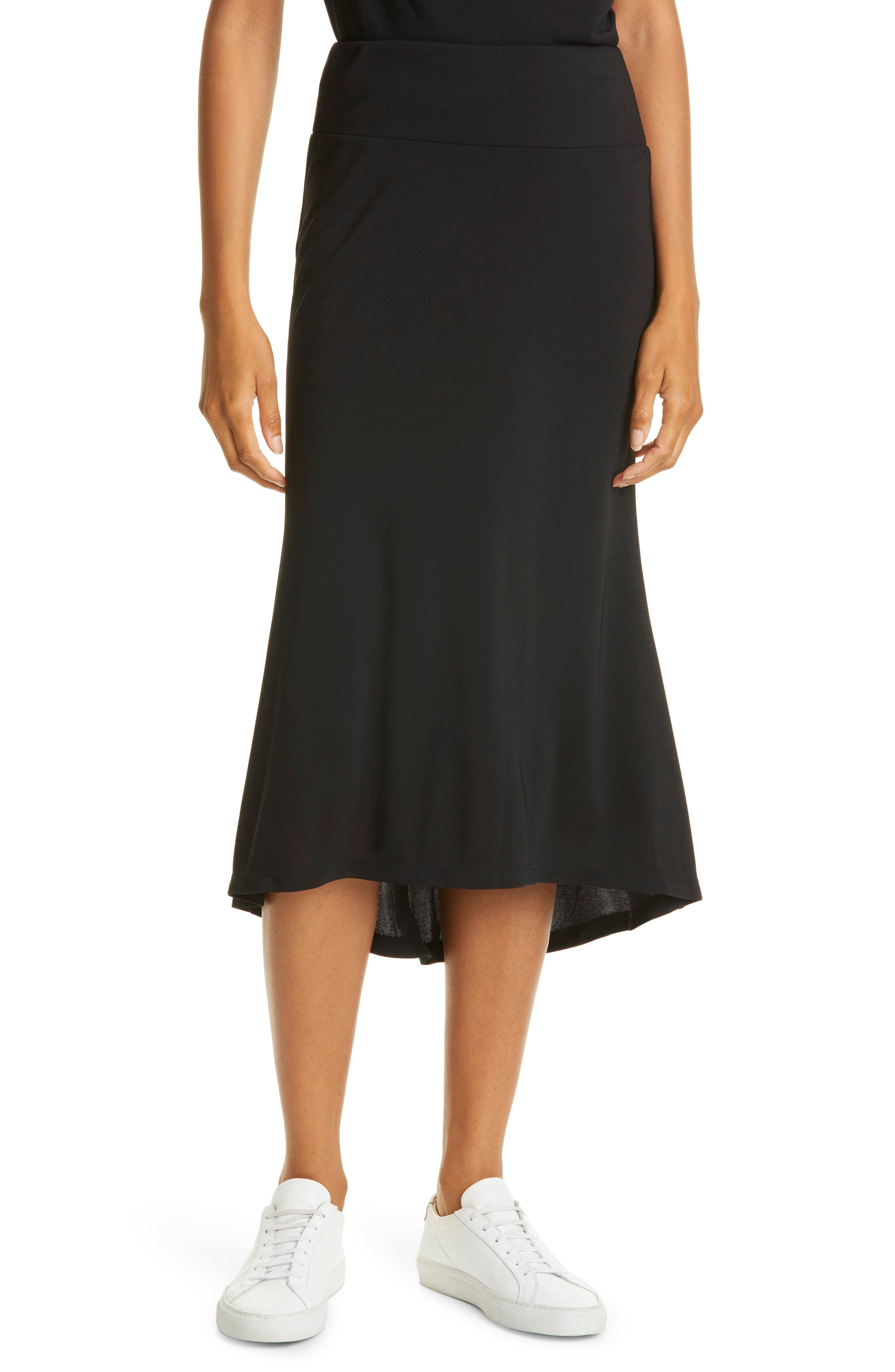Women's Dkny Asymmetric Knit Skirt