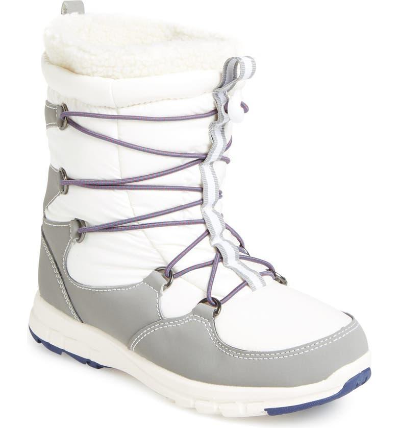 KHOMBU Pull-On Winter Boot, Main, color, 100