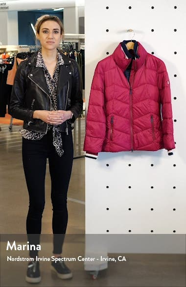 Gangway Quilted Puffer Coat, sales video thumbnail