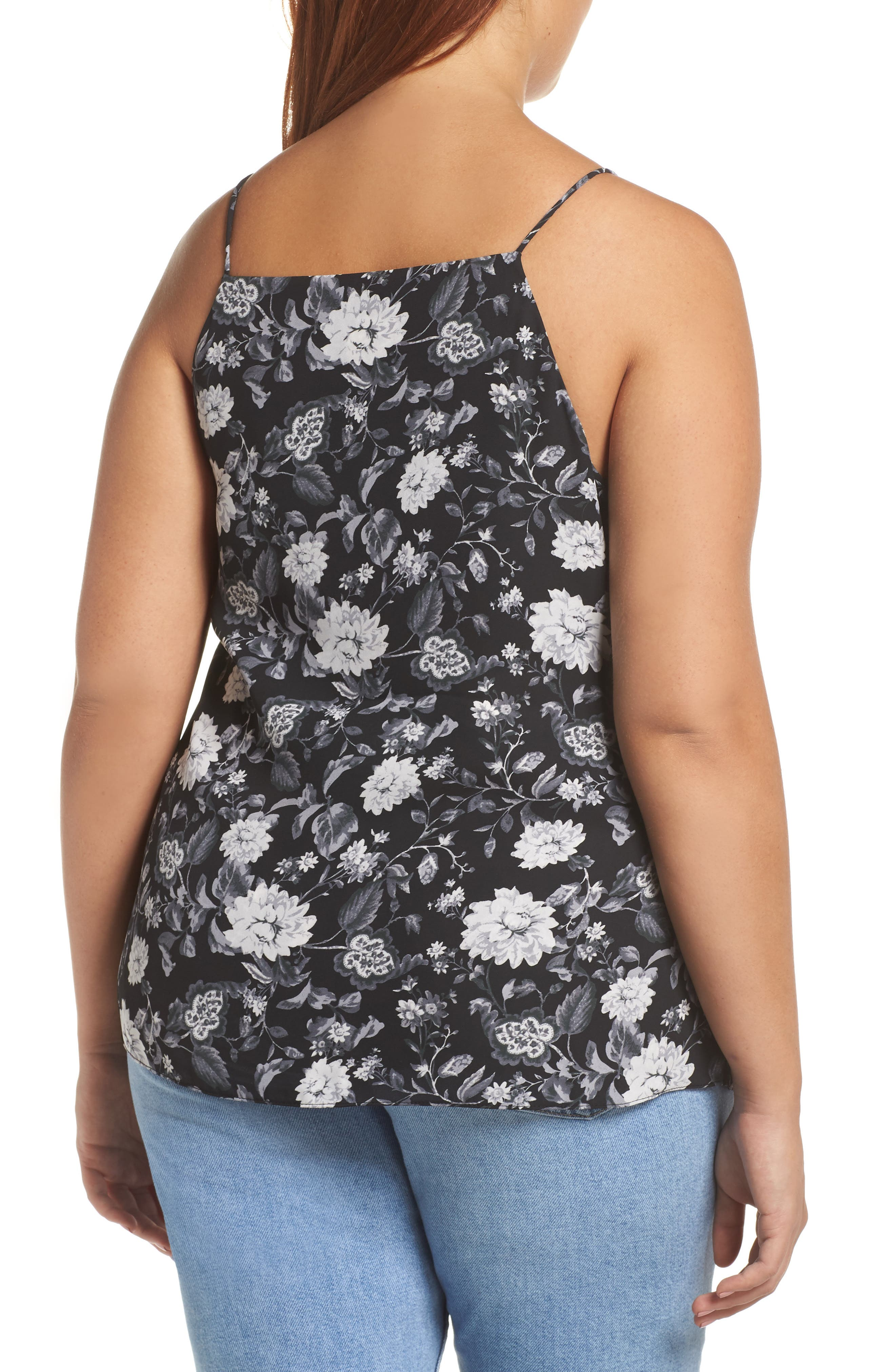 ,                             Posie Strappy Camisole,                             Alternate thumbnail 119, color,                             005