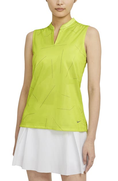Nike BREATHE SLEEVELESS GOLF SHIRT