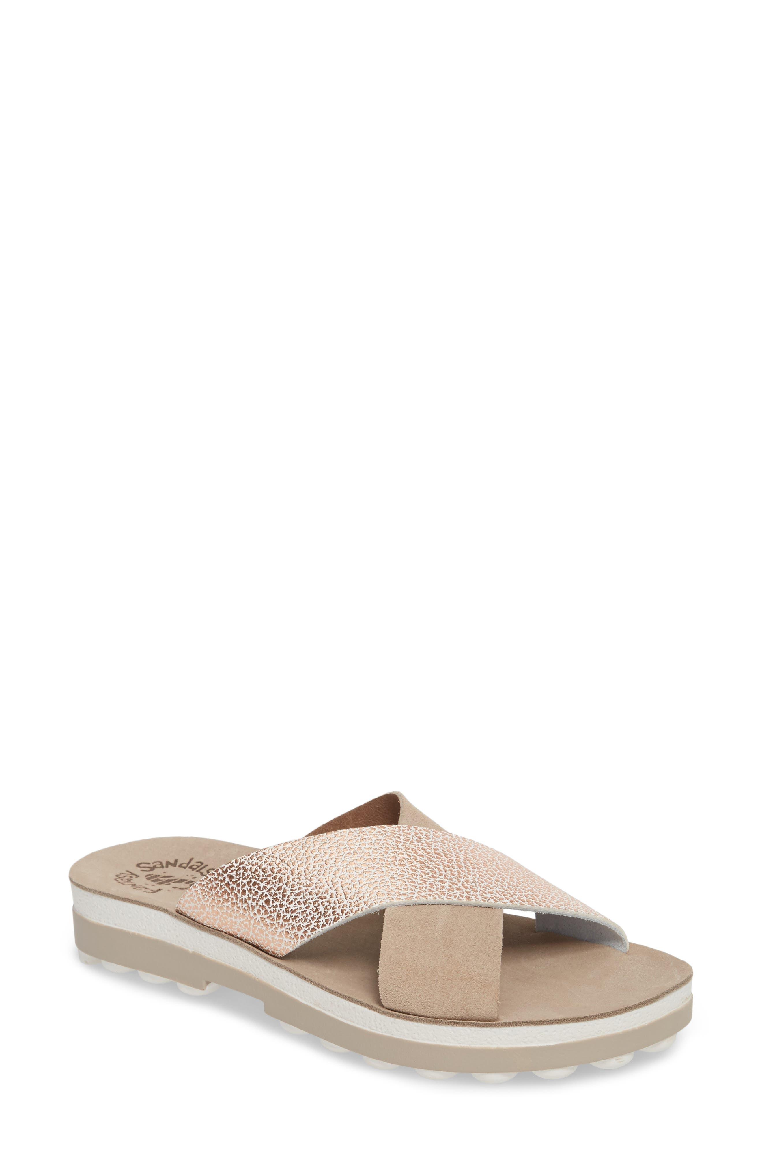Charis Slide Sandal
